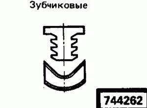 Код классификатора ЕСКД 744262