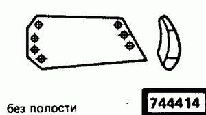 Код классификатора ЕСКД 744414
