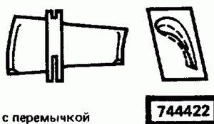 Код классификатора ЕСКД 744422