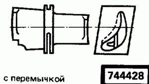 Код классификатора ЕСКД 744428