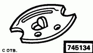 Код классификатора ЕСКД 745134