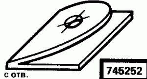 Код классификатора ЕСКД 745252