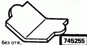 Код классификатора ЕСКД 745255