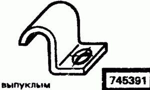 Код классификатора ЕСКД 745391