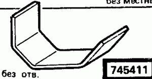 Код классификатора ЕСКД 745411