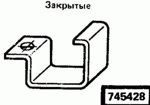 Код классификатора ЕСКД 745428