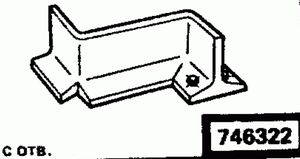 Код классификатора ЕСКД 746322