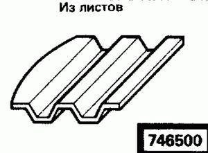 Код классификатора ЕСКД 7465