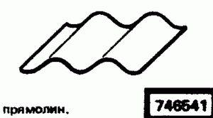 Код классификатора ЕСКД 746541