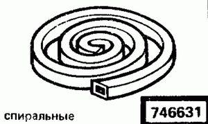 Код классификатора ЕСКД 746631