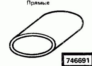 Код классификатора ЕСКД 746691