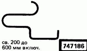 Код классификатора ЕСКД 747186