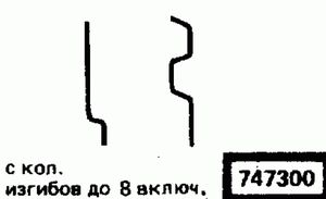 Код классификатора ЕСКД 7473