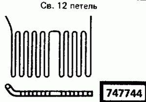 Код классификатора ЕСКД 747744