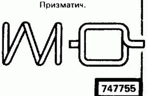 Код классификатора ЕСКД 747755
