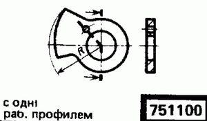 Код классификатора ЕСКД 7511
