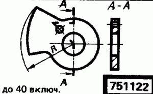 Код классификатора ЕСКД 751122