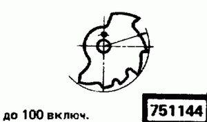 Код классификатора ЕСКД 751144