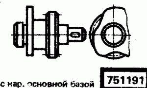 Код классификатора ЕСКД 751191