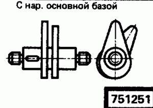 Код классификатора ЕСКД 751251