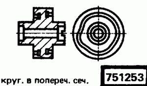 Код классификатора ЕСКД 751253
