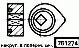 Код классификатора ЕСКД 751274
