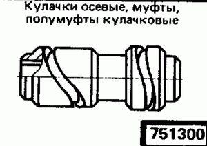 Код классификатора ЕСКД 7513