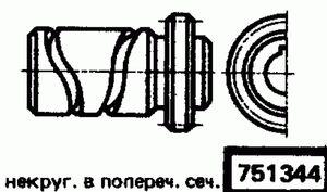 Код классификатора ЕСКД 751344