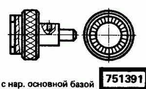Код классификатора ЕСКД 751391