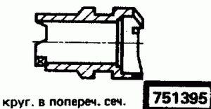 Код классификатора ЕСКД 751395