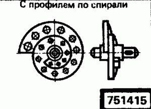 Код классификатора ЕСКД 751415