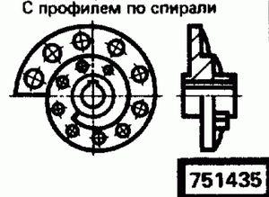 Код классификатора ЕСКД 751435