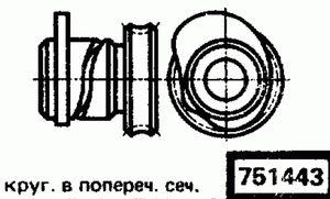 Код классификатора ЕСКД 751443