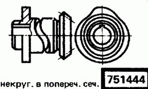 Код классификатора ЕСКД 751444