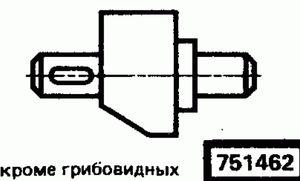 Код классификатора ЕСКД 751462
