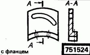 Код классификатора ЕСКД 751524
