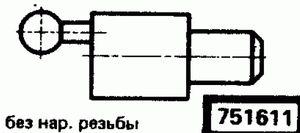 Код классификатора ЕСКД 751611