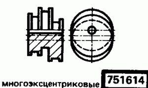 Код классификатора ЕСКД 751614