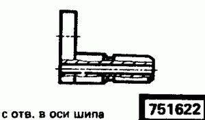 Код классификатора ЕСКД 751622
