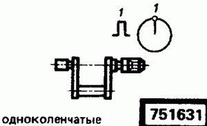 Код классификатора ЕСКД 751631