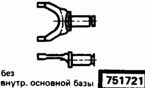 Код классификатора ЕСКД 751721