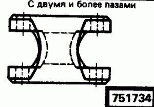 Код классификатора ЕСКД 751734