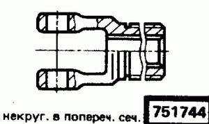 Код классификатора ЕСКД 751744