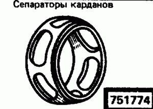 Код классификатора ЕСКД 751774