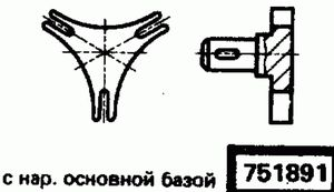 Код классификатора ЕСКД 751891