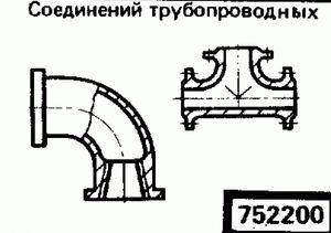 Код классификатора ЕСКД 7522