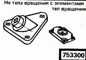 Код классификатора ЕСКД 7533