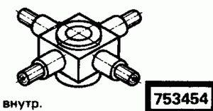Код классификатора ЕСКД 753454