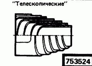 Код классификатора ЕСКД 753524