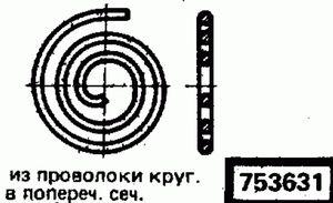 Код классификатора ЕСКД 753631